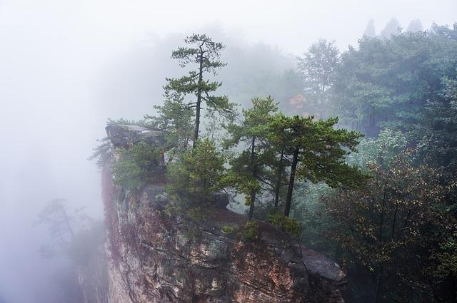 Nationalpark Zhangjiajie